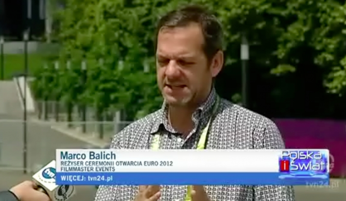 Marco Balich - Polonia Oggi
